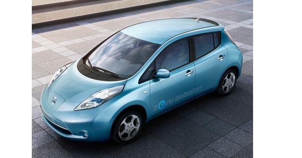 Nissan accélère sur la Leaf aux Etats Unis