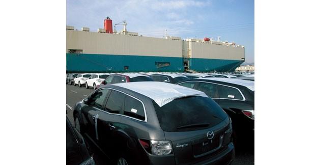 Mazda reprend partiellement la production au Japon
