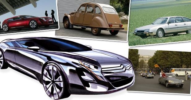 Rétrospective Citroën : de la 2CV à la DS3