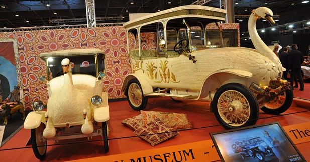 Rétromobile s'offre les voitures des Maharadjas