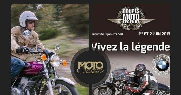 Revivez avec les motos des années 70-80 !