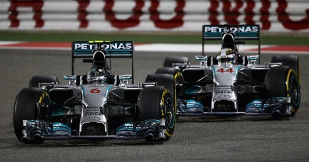 Rosberg reprend de l'avance au classement