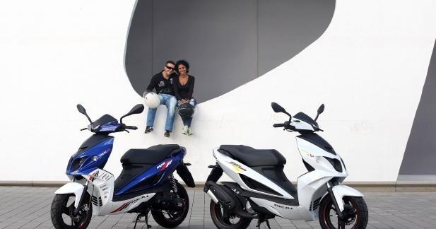 Rieju se relance sur le scooter en 2013