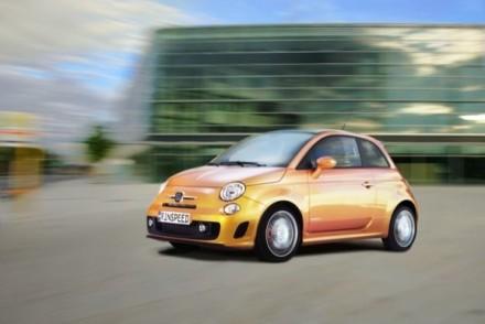 Rinspeed E2 : Fiat 500 Abarth à la puissance modulable