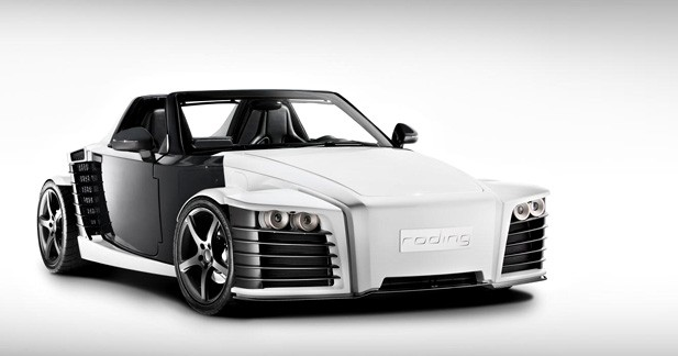 Roding Roadster : Invisible pour les yeux