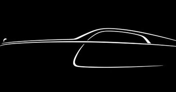 Encore une image de la Rolls-Royce Wraith