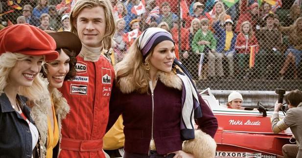 RUSH : l'âge d'or de la Formule 1 au cinéma