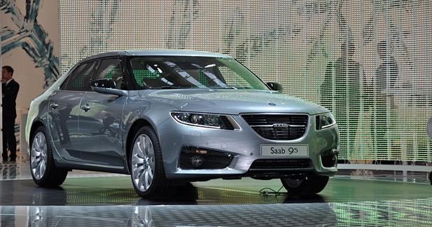 Saab 9-5 : du sang neuf dans la gamme