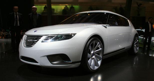 Saab BioHybrid Concept : brillante alchimie