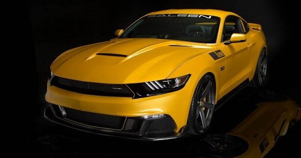 Saleen Mustang S302 : 740 ch pour 73 000 dollars