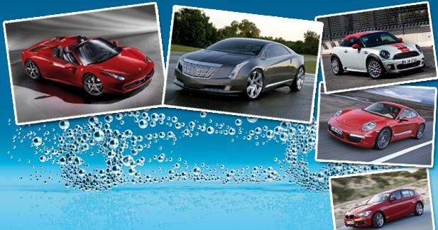 Salon de Francfort 2011 : Les nouveautés annoncées