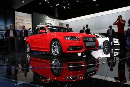 Salon de Francfort : Audi A4