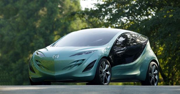 Mazda Kiyora Concept : après Paris cap sur Tokyo