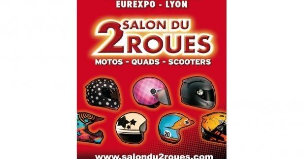 Salon du 2 roues de Lyon ; c'est bientôt !
