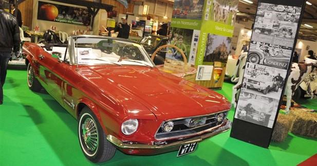 Salon du Cabriolet, du Coupé et du SUV 2010 : les chemins de traverse