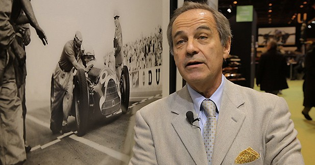 Salon Rétromobile 2015 : un très grand cru