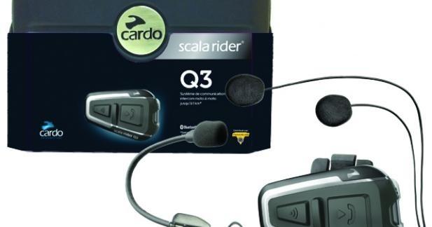 Scala Rider Q1 & Q3 : communiquez en Bluetooth