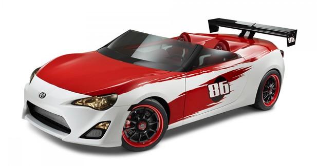 Scion FR-S : La Toyota GT 86 bientôt scalpée ?