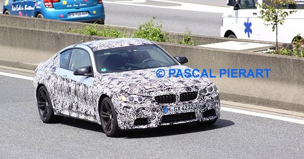 La BMW M4 en essai sur les autoroutes françaises