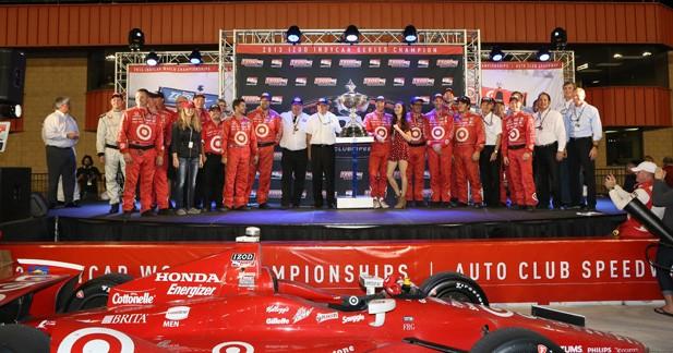 Indycar – Fontana: la dernière pour Power, le titre pour Dixon