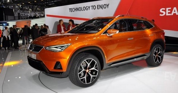 Seat 20V20 Concept: bientôt un SUV hybride à Martorell ?