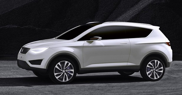 Seat : le SUV andalou arrivera en 2016