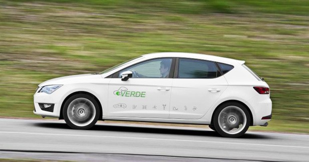 Seat Leon Verde : l'e-Tron venue d'Espagne