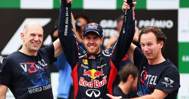 F1 : troisième titre mondial pour Vettel après une course folle