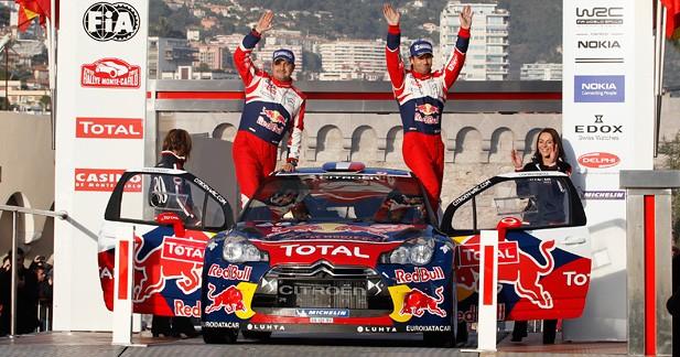 WRC 2013 - Monte Carlo : La leçon de Sébastien Loeb
