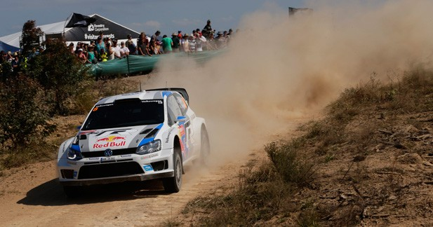 WRC – Australie : Ogier devra encore patienter