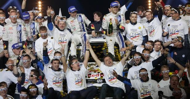 WRC – France: c'est fait pour Sébastien Ogier !