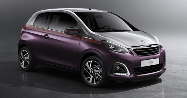 Peugeot 108 1.0 e-Vti 68