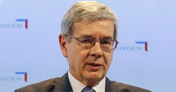 Philippe Varin : 21 millions d'euros pour son départ de PSA