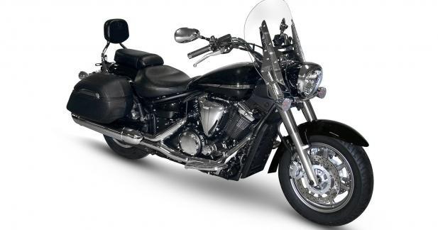 Série Spéciale Custom chez Yamaha