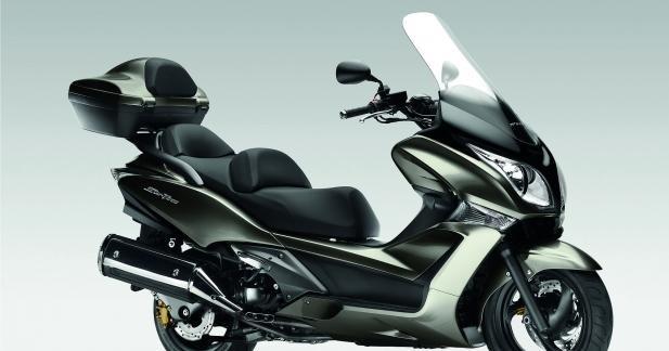Séries Spéciales scooter Honda 2013