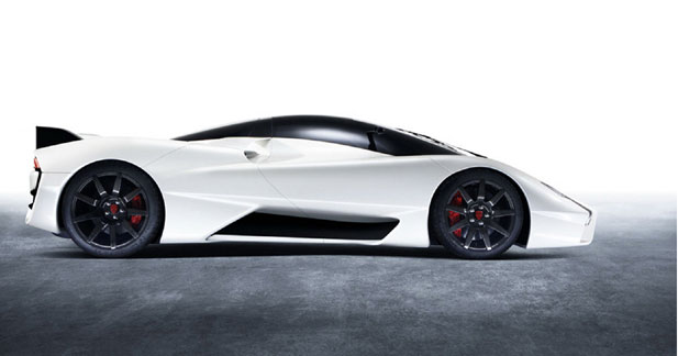 Shelby SuperCars SSC Tuatara : Chimère mécanique