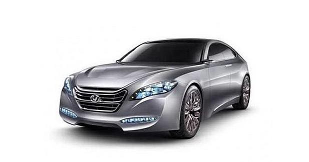 Hyundai Shouwang BHCD-1 : Baroque flamboyant
