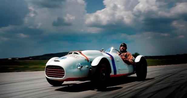 La dernière Skoda 966 Supersport entièrement rénovée