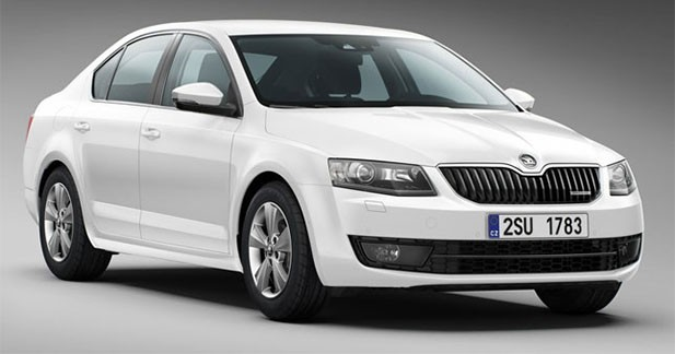 les tarifs de la skoda octavia greenline. Black Bedroom Furniture Sets. Home Design Ideas