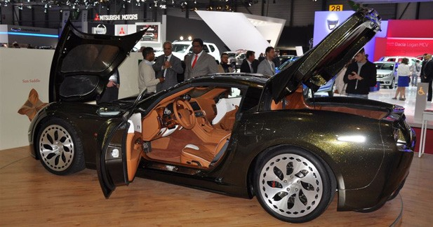 Soleil Anadi : Corvette sauce Bollywood