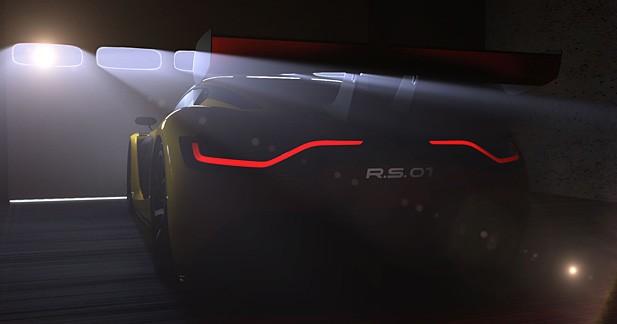 La nouvelle bête de course Renault arrive