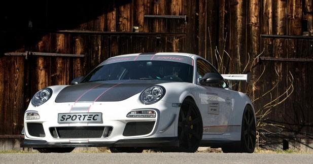 3 nouvelles Porsche 911 chez Sportec