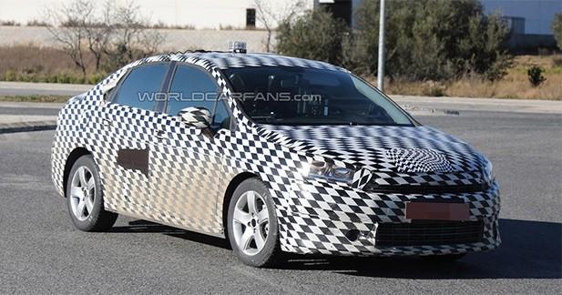 Une nouvelle Citroën surprise en essais