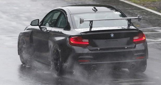 La version course de la BMW M235i bientôt mise à jour