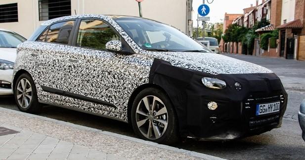 Hyundai i20: une version sportive «Turbo» en préparation