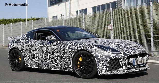 La Jaguar F-Type radicale surprise une fois de plus
