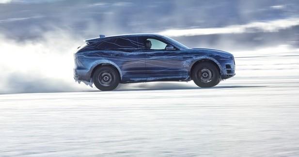 Le Jaguar F-Pace testé en conditions extrêmes