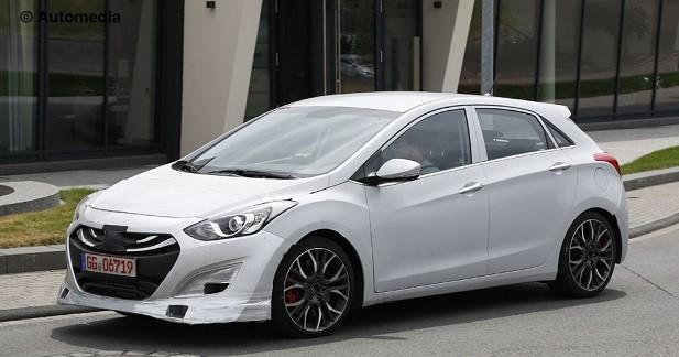 Une Hyundai i30 affûtée dans les cartons?