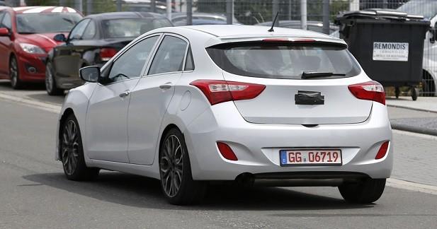 L'équivalent chez Hyundai de la Kia Cee'd GT ?