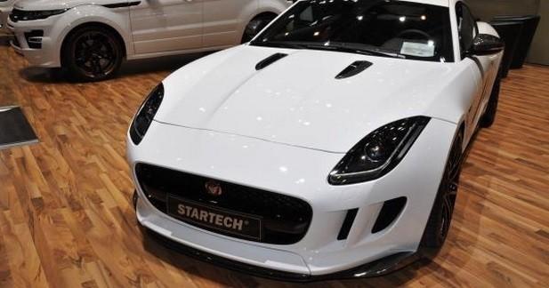 Startech au salon de Genève: Jaguar est au menu